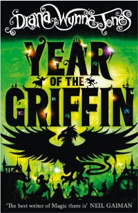Cover Year of the Griffin