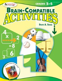 Cover Brain-Compatible Activities, Grades 3-5