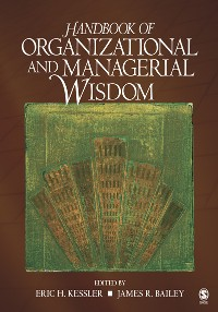 Cover Handbook of Organizational and Managerial Wisdom