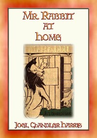 Cover Mr RABBIT AT HOME - 24 Illustrated Children's Stories