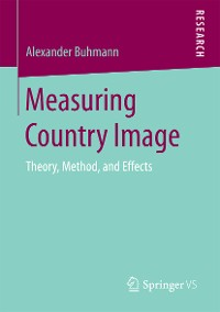 Cover Measuring Country Image