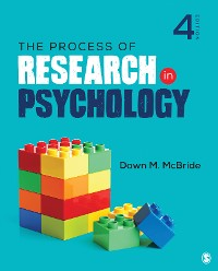 Cover The Process of Research in Psychology