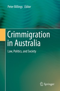 Cover Crimmigration in Australia
