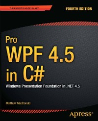 Cover Pro WPF 4.5 in C#