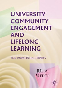 Cover University Community Engagement and Lifelong Learning