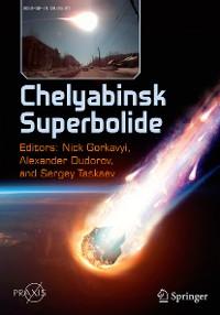 Cover Chelyabinsk Superbolide