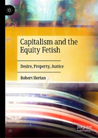 Cover Capitalism and the Equity Fetish