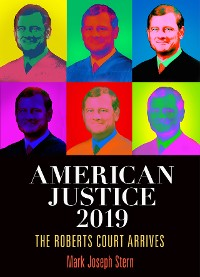 Cover American Justice 2019