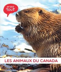 Cover Je sais tout: Les animaux du Canada