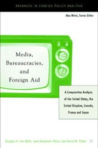 Cover Media, Bureaucracies, and Foreign Aid