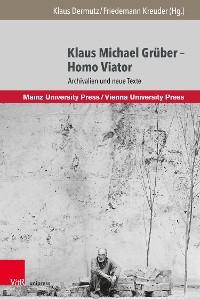 Cover Klaus Michael Grüber – Homo Viator