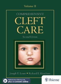 Cover Comprehensive Cleft Care, Second Edition: Volume Two