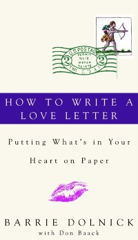 Cover How to Write a Love Letter