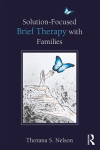 Cover Solution-Focused Brief Therapy with Families