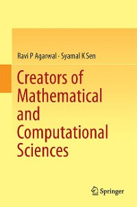 Cover Creators of Mathematical and Computational Sciences
