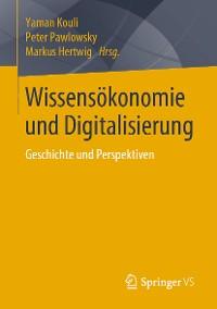 Cover Wissensökonomie und Digitalisierung