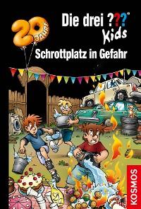 Cover Die drei ??? Kids, 78, Schrottplatz in Gefahr (drei Fragezeichen Kids)