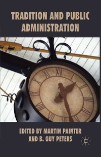 Cover Tradition and Public Administration