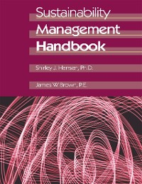 Cover Sustainability Management Handbook