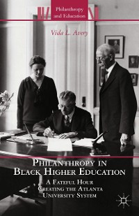 Cover Philanthropy in Black Higher Education