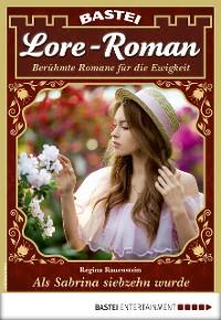 Cover Lore-Roman 54 - Liebesroman