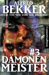 Cover Dämonenmeister #3