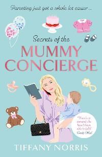 Cover Secrets of the Mummy Concierge