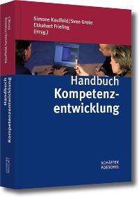 Cover Handbuch Kompetenzentwicklung