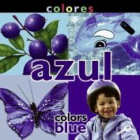 Cover Colores: Azul