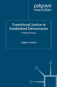Cover Transitional Justice in Established Democracies