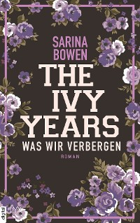 Cover The Ivy Years - Was wir verbergen