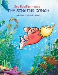 Cover Sea Buddies - Book 1 - The Singing conch