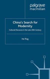 Cover China's Search for Modernity
