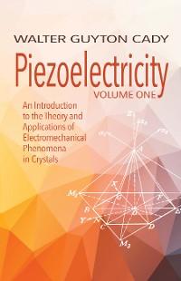 Cover Piezoelectricity: Volume One