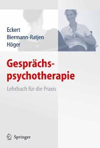 Cover Gesprächspsychotherapie