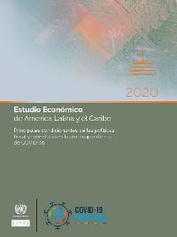 Cover Estudio Económico de América Latina y el Caribe 2020