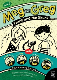 Cover Meg and Greg: Frank and the Skunk