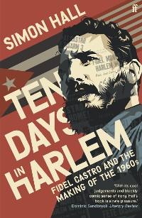 Cover Ten Days in Harlem