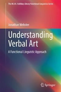 Cover Understanding Verbal Art