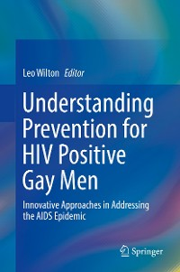 Cover Understanding Prevention for HIV Positive Gay Men