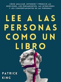 Cover Lee a las personas como un libro