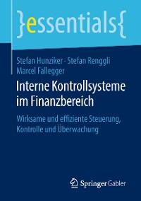 Cover Interne Kontrollsysteme im Finanzbereich