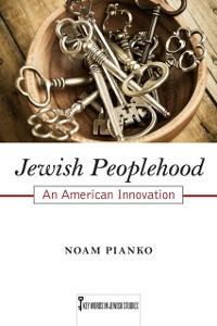 Cover Jewish Peoplehood