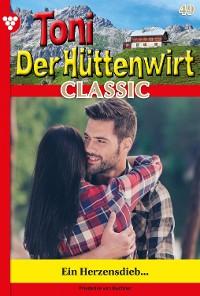 Cover Toni der Hüttenwirt Classic 49 – Heimatroman