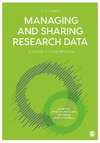 Cover Managing and Sharing Research Data