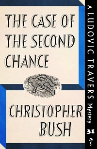 Cover The Case of the Second Chance