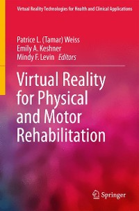 Cover Virtual Reality for Physical and Motor Rehabilitation
