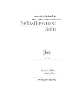 Cover Selbstbewusst Sein