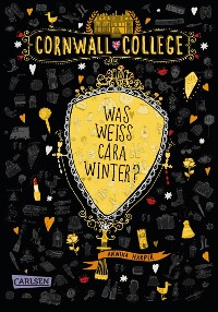 Cover Cornwall College 3: Was weiß Cara Winter?