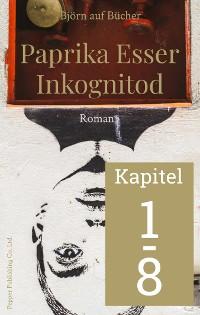 Cover Paprika Esser - XXX bitte! (Kapitel 1-8)